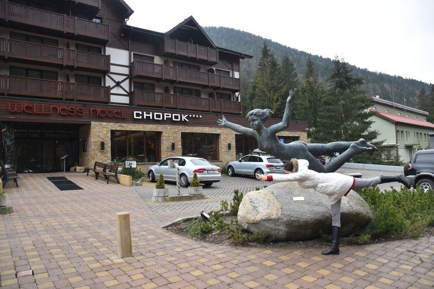Hotel Chopok Demanovska dolina  (38)