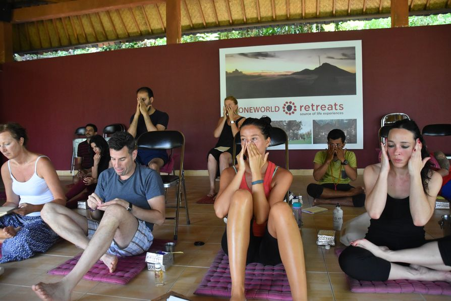 Ayurveda and Yoga One World retreat Bali (43)