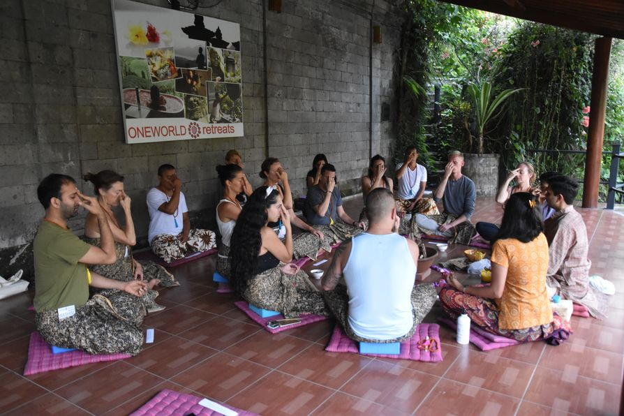 Ayurveda and Yoga One World retreat Bali (7)