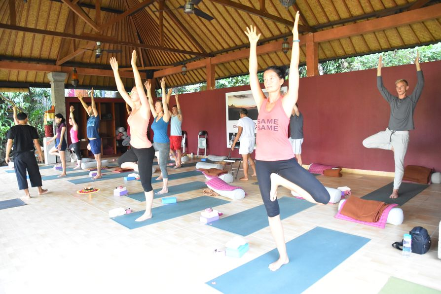 Ayurveda and Yoga One World retreat Bali (75)