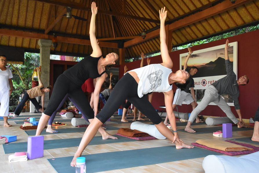 Ayurveda and Yoga One World retreat Bali (9)
