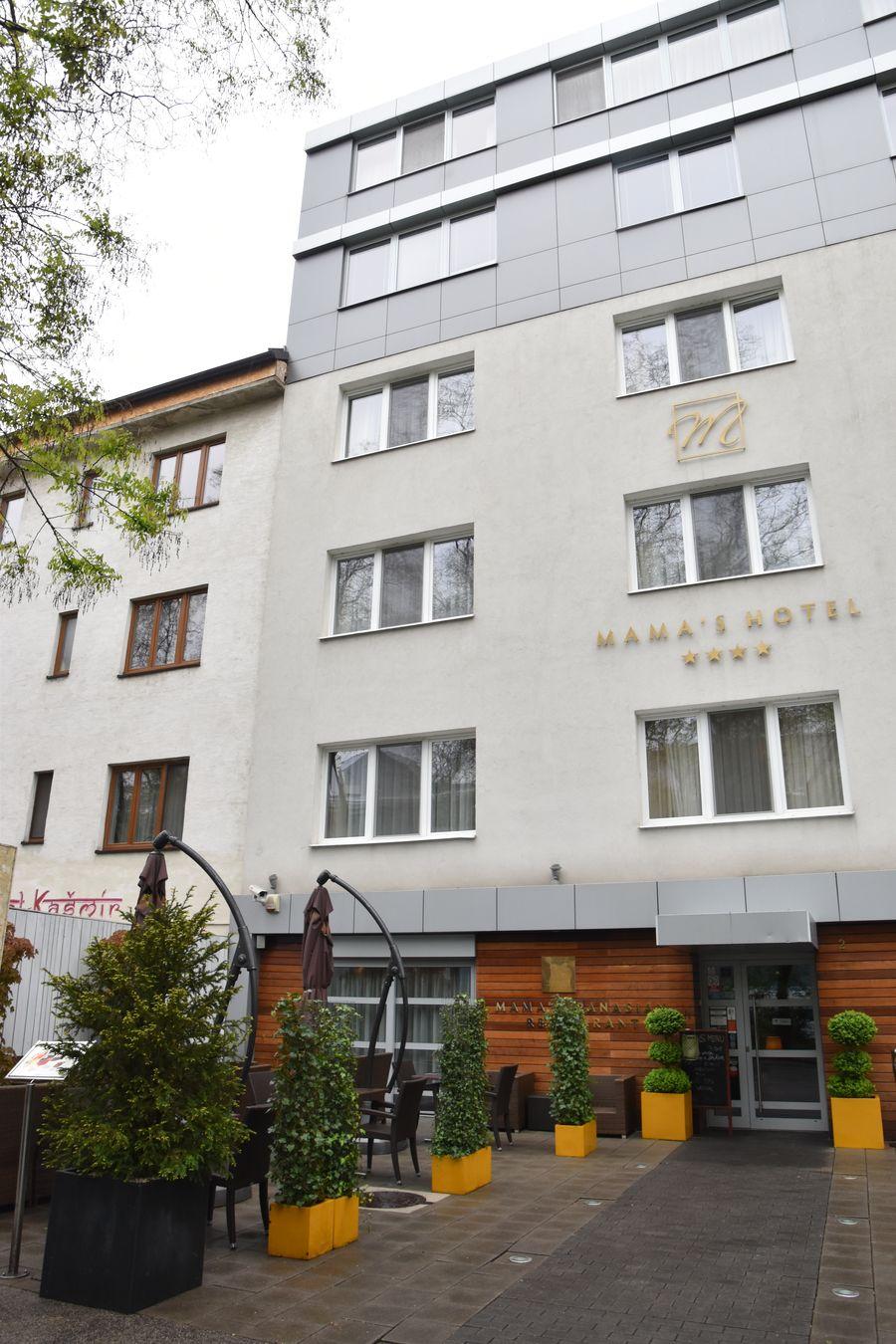 A boutique quiet hotel in bratislava hotel mama 39 s for Mamas design boutique hotel bratislava