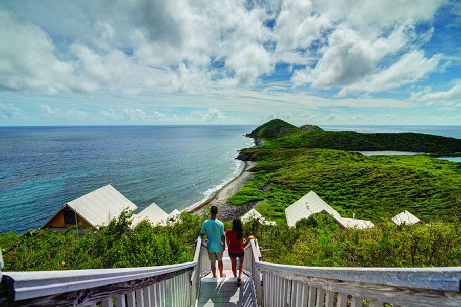 Concordia eco resort St John Virgin Islands
