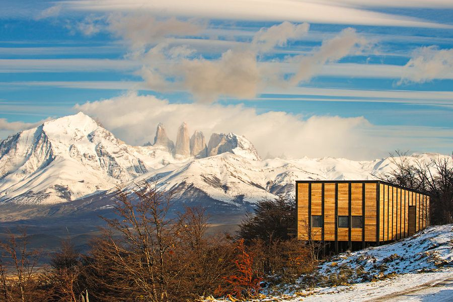 Hotel Tierra Patagonia Torres del paine Chile