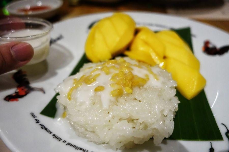 Mango Sticky Rice, Thailand by Jonathan Lin