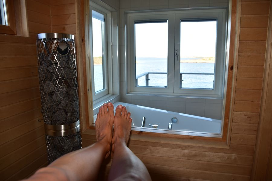 Havsvidden Finnish sauna traditions  (2)