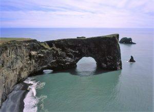 Iceland Dyrholaey