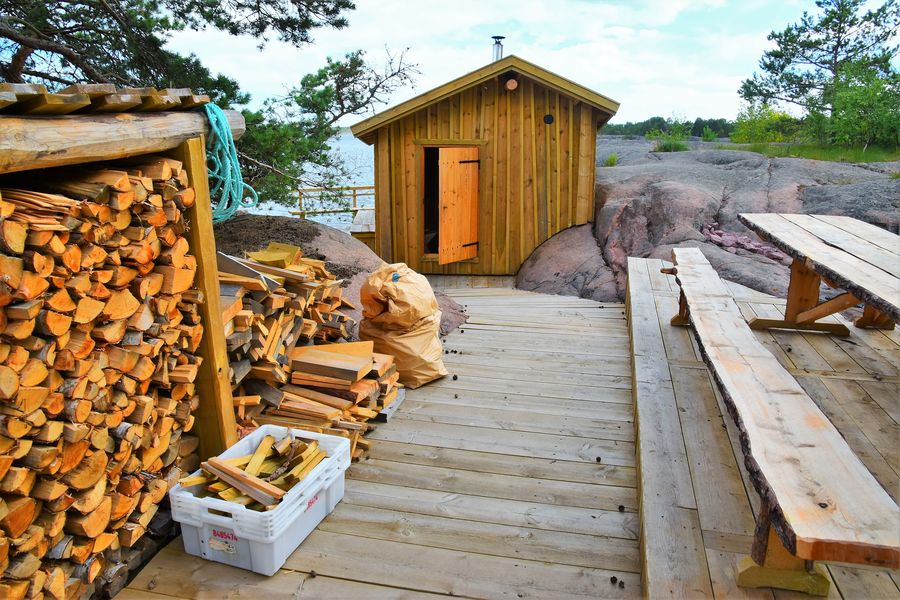 Klobben Finnish sauna traditions (2)