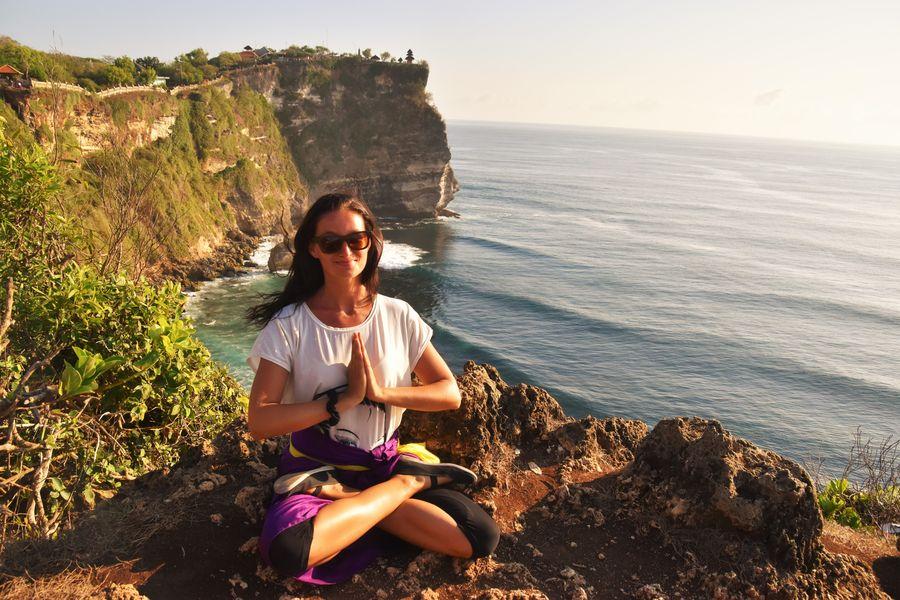 Sunset Uluwatu Bali