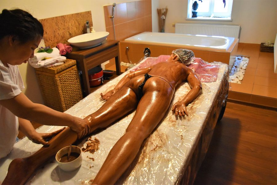 soapy massage porno czech republic