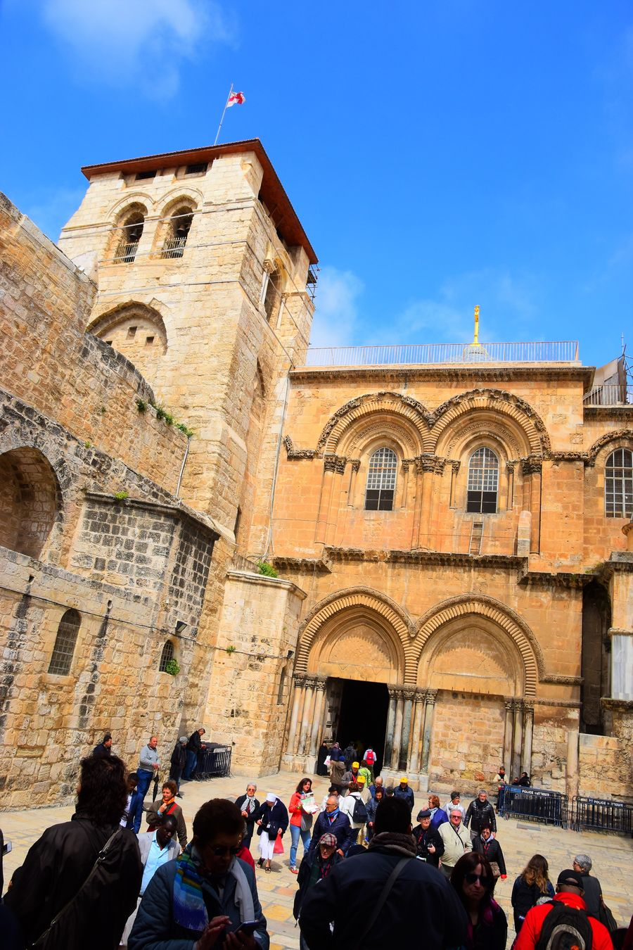Church of Holy Sepulchre Jerusalem Old City walking tour