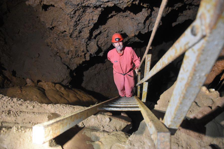 Krasnohorska cave Slovakia