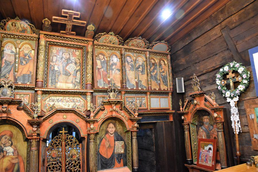 Unesco Wooden Church Ruska Bystra In Eastern Slovakia Crazy Sexy