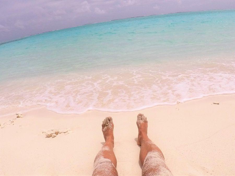 Thoddoo bikini beach