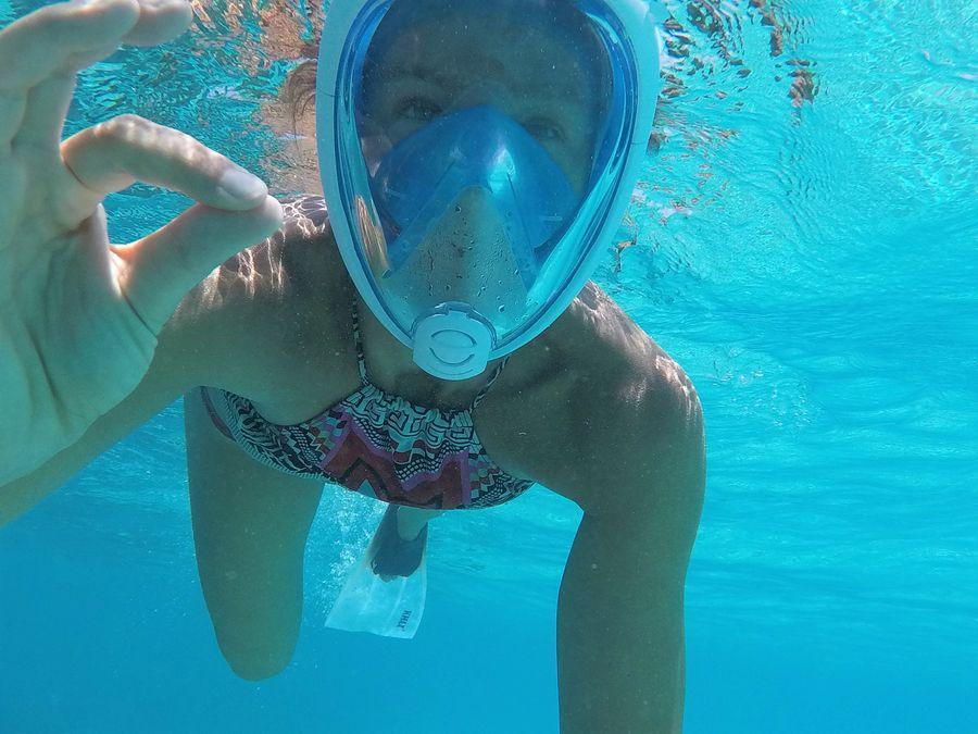 Thoddoo Maldives Bikini beach snorkeling