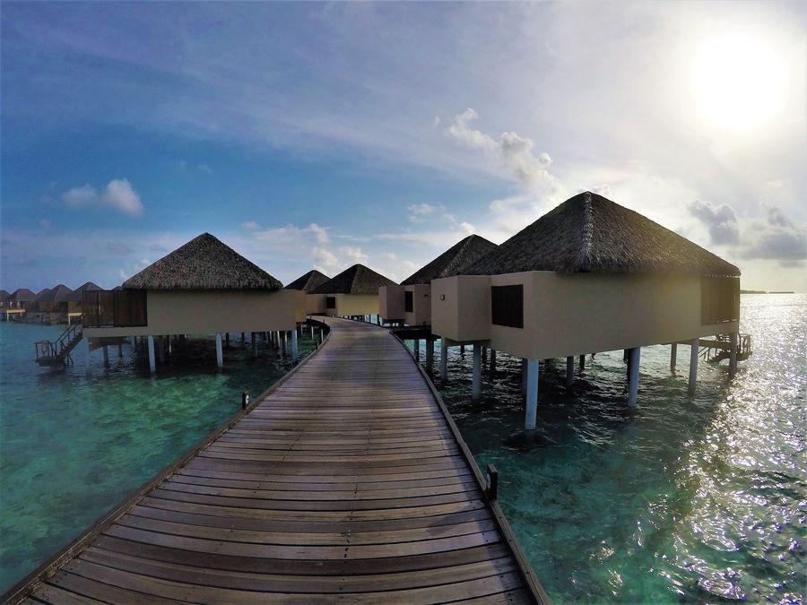 A Dream Come True Luxury Overwater Bungalow Adaaran