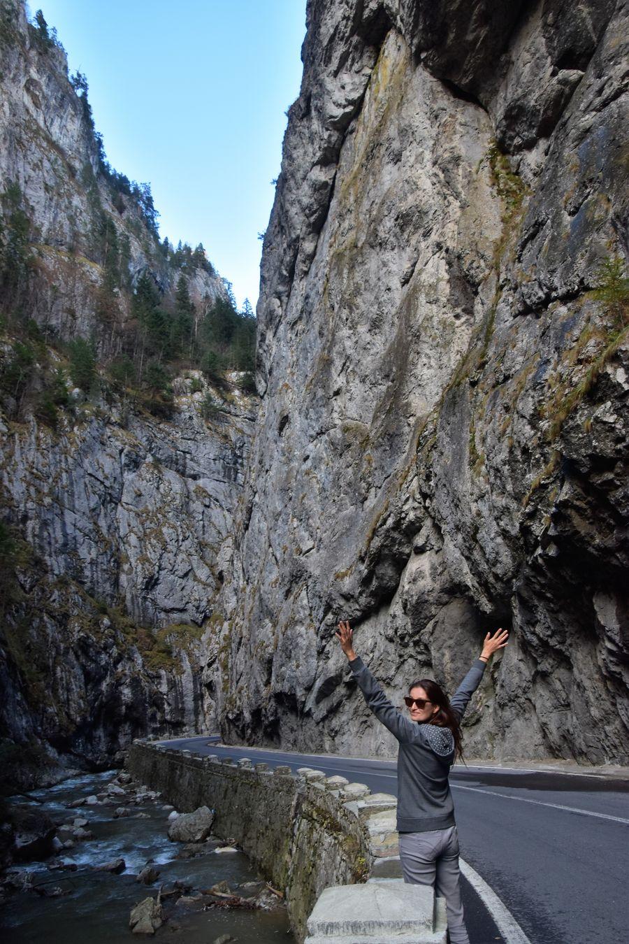 Bicaz gorge Romania