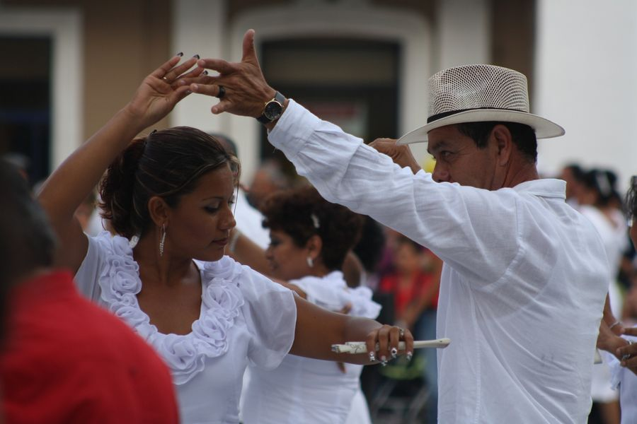 dancing in Mexico
