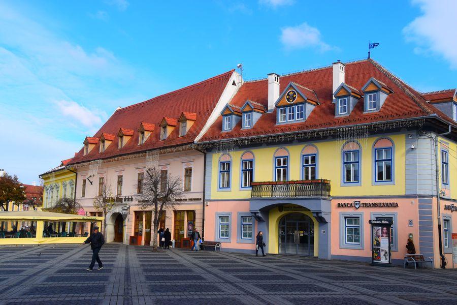 Sibiu Romania