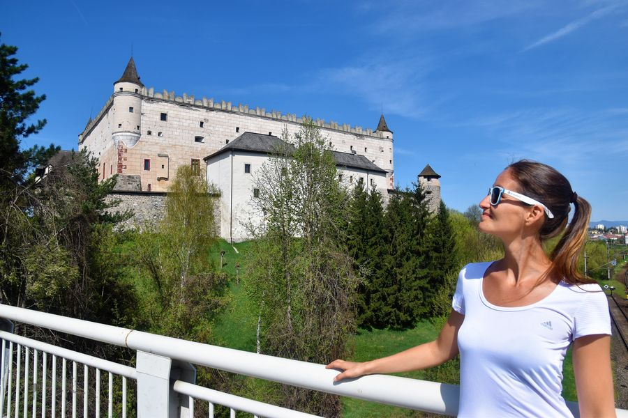 Central Slovakia castles
