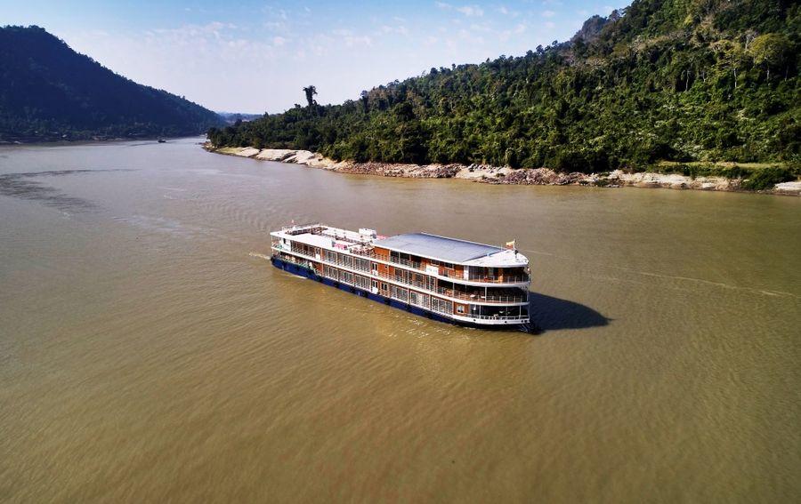 river cruise Myanmar