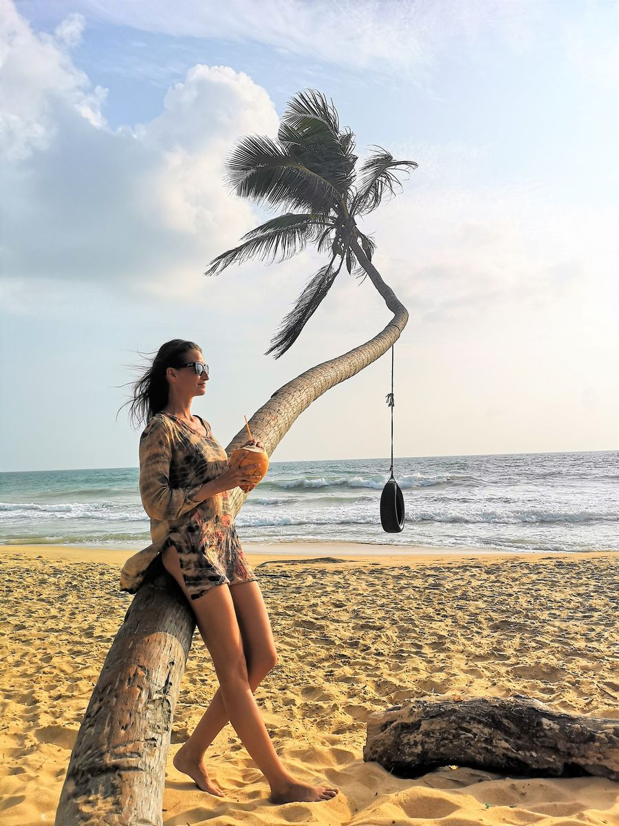 Boossa beach