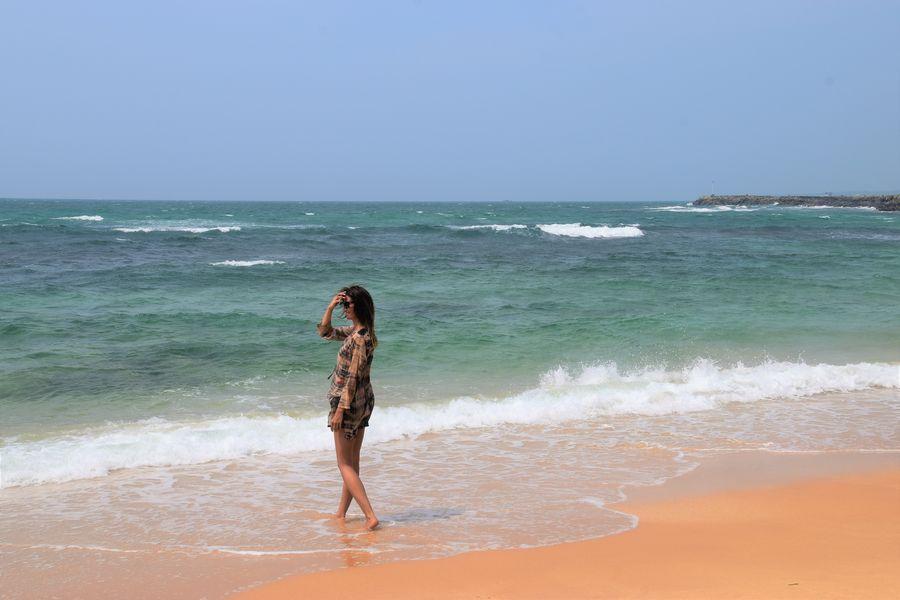 Hikkaduwa plaz