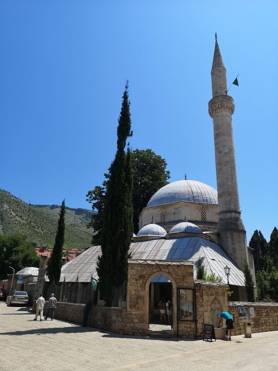 Karagöz Bey Mosque in Mostar