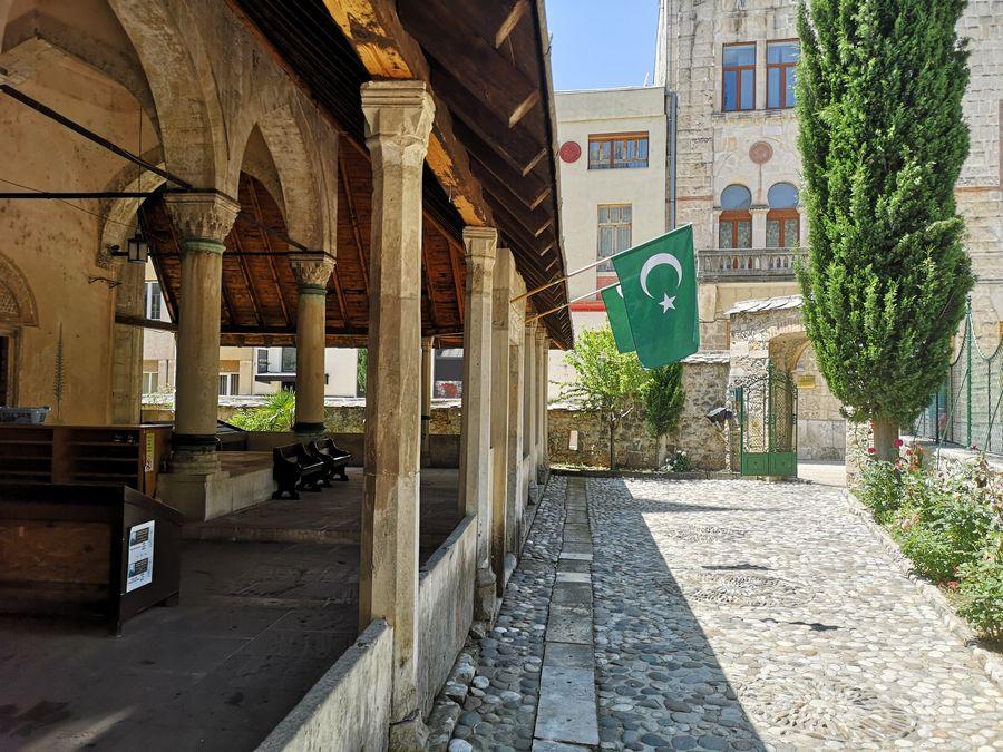 Karagöz Bey Mosque, Mostar