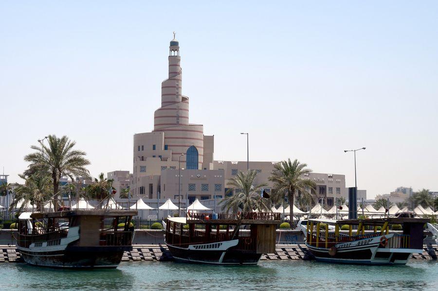Qatar The Corniche