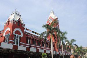 Chennai station