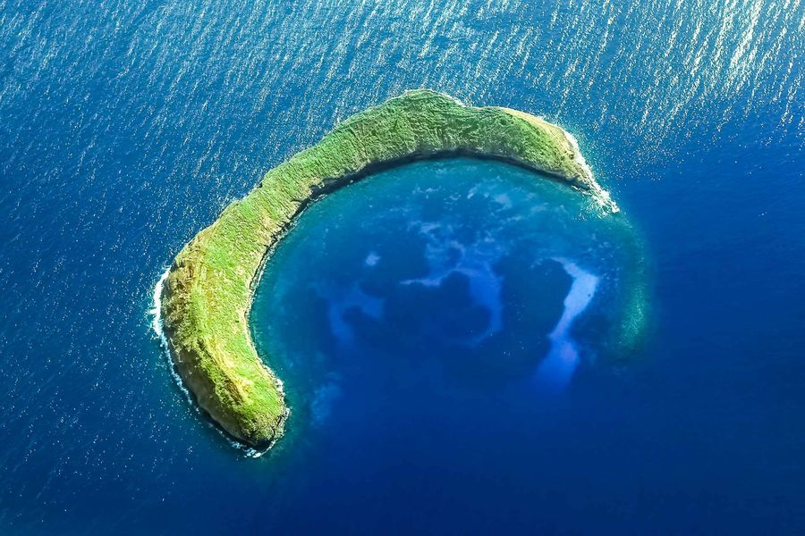 Molokini Crater Hawaii