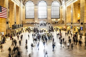NYC Grand Central station