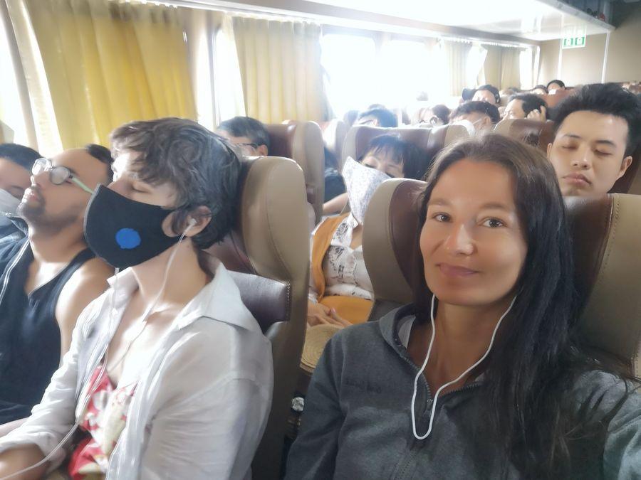 Vung Tau to Con Dao ferry