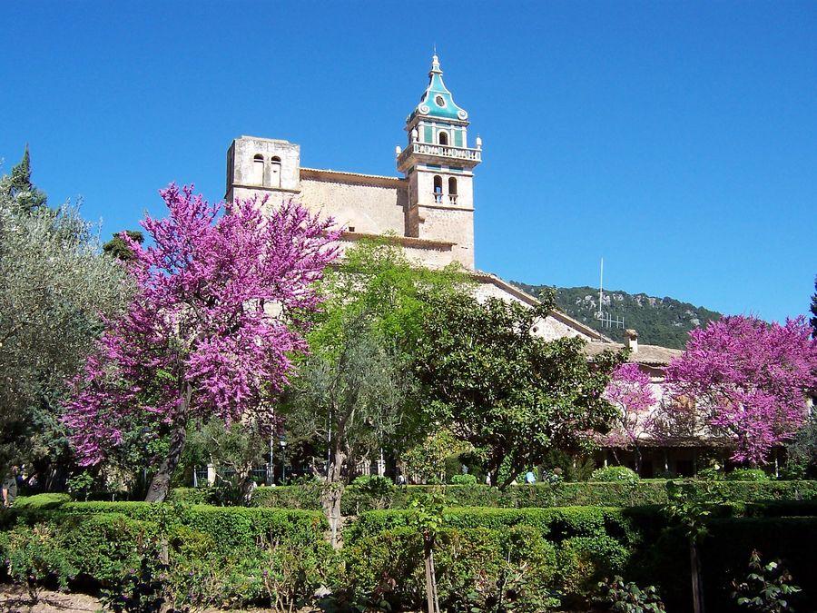 Carthusian Monastery Valldemossa Mallorca Spain