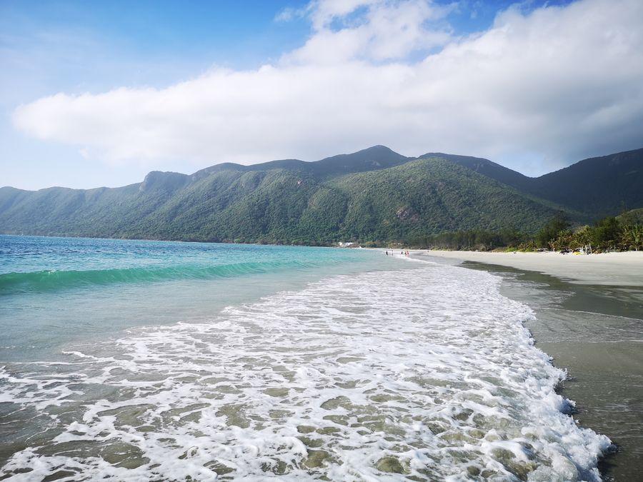 An Hai beach Con Dao