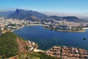 Rio de Janeiro views of the Sugarloaf