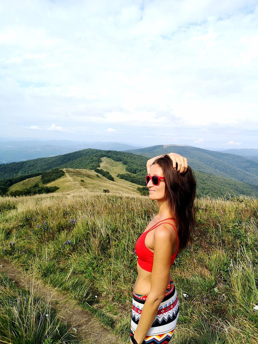 mount Durkovec in Poloniny