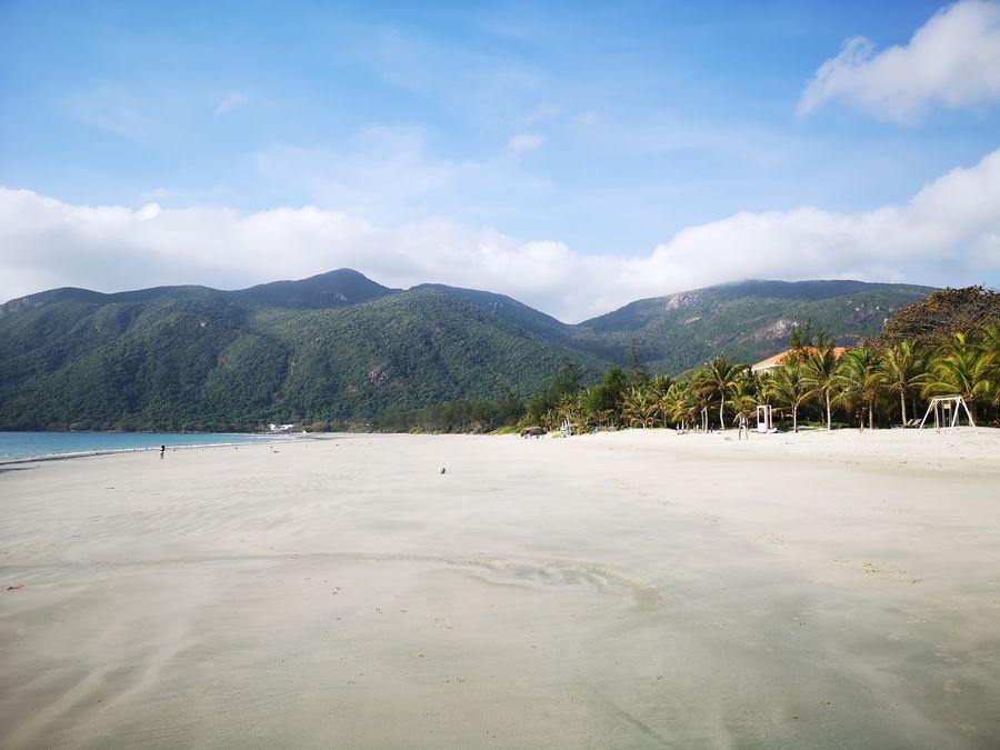 An Hai beach on Con Dao Vietnam