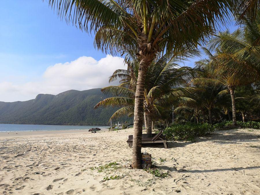 Vietnam Con Dao island An Hai beach