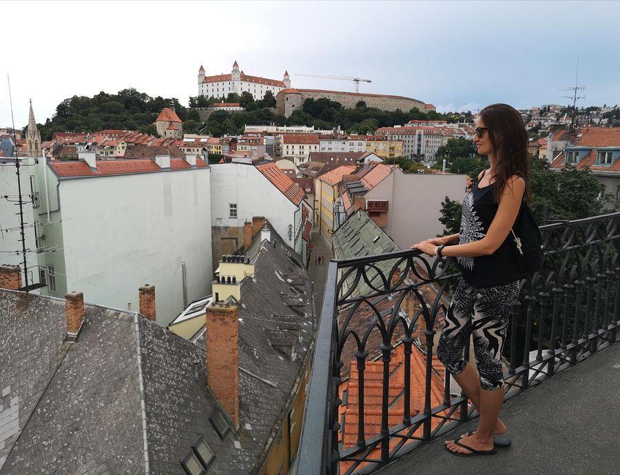 exploring Bratislava