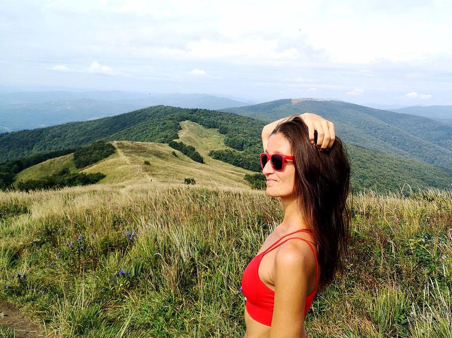 hiking solo in Poloniny Slovakia