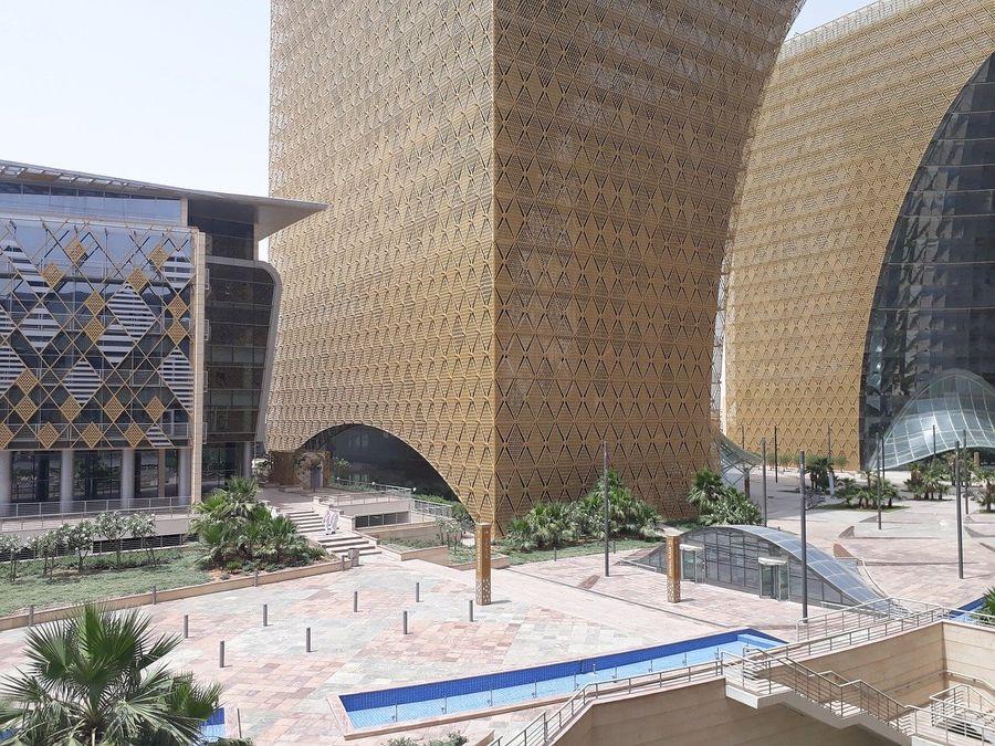 Saudi Arabia Riyadh architecture
