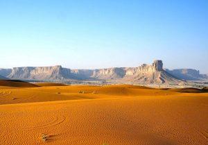 desert adventure in Riyadh