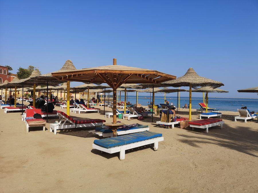 Hurghada Andalusia beach